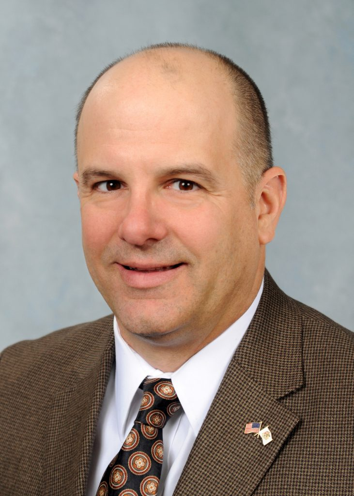 Illinois State Rep Mark Batinick Headshot