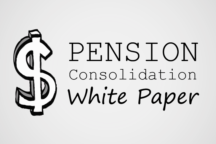 Pension Consolidation White Paper